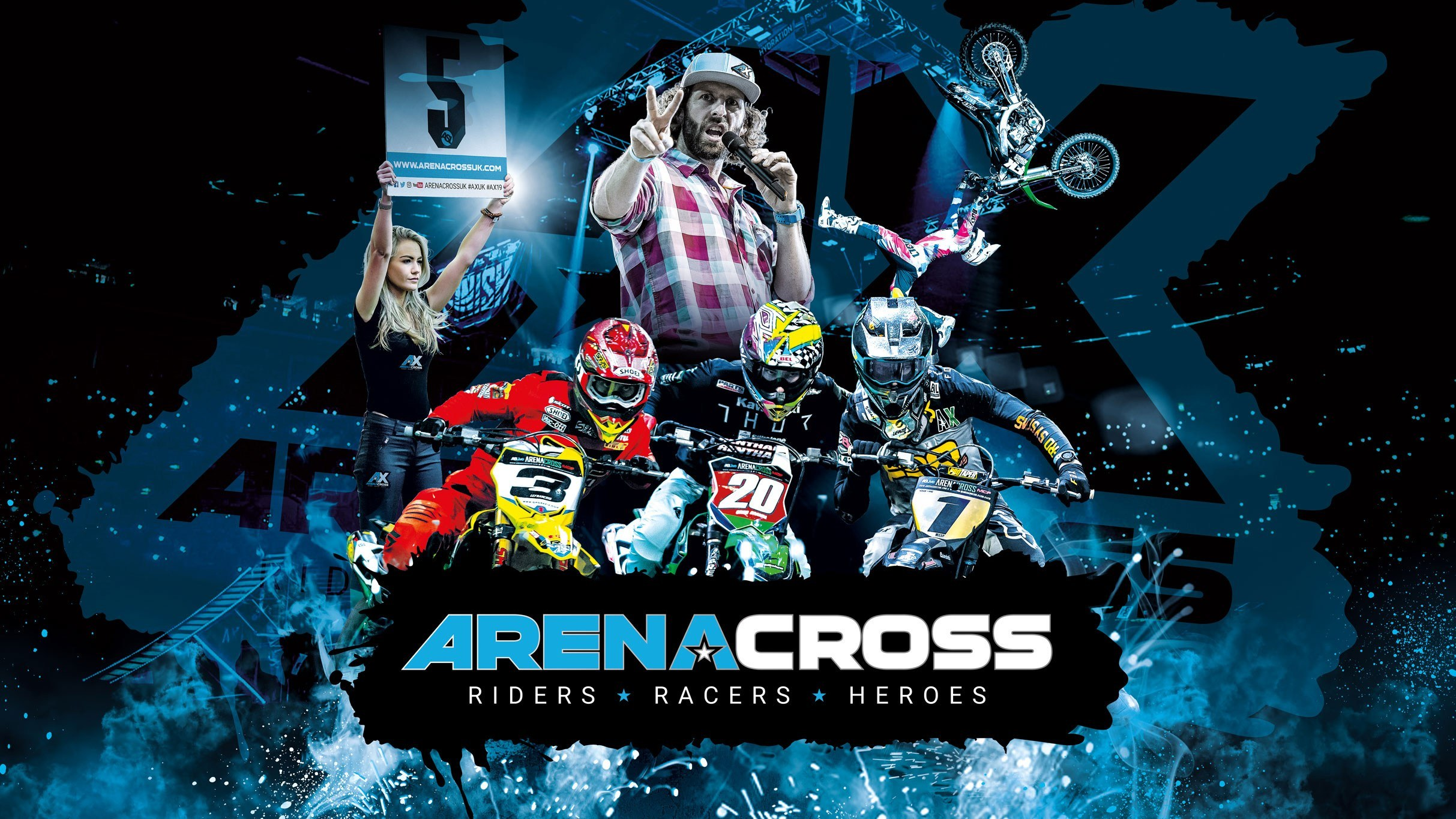 The Arenacross Tour 2020