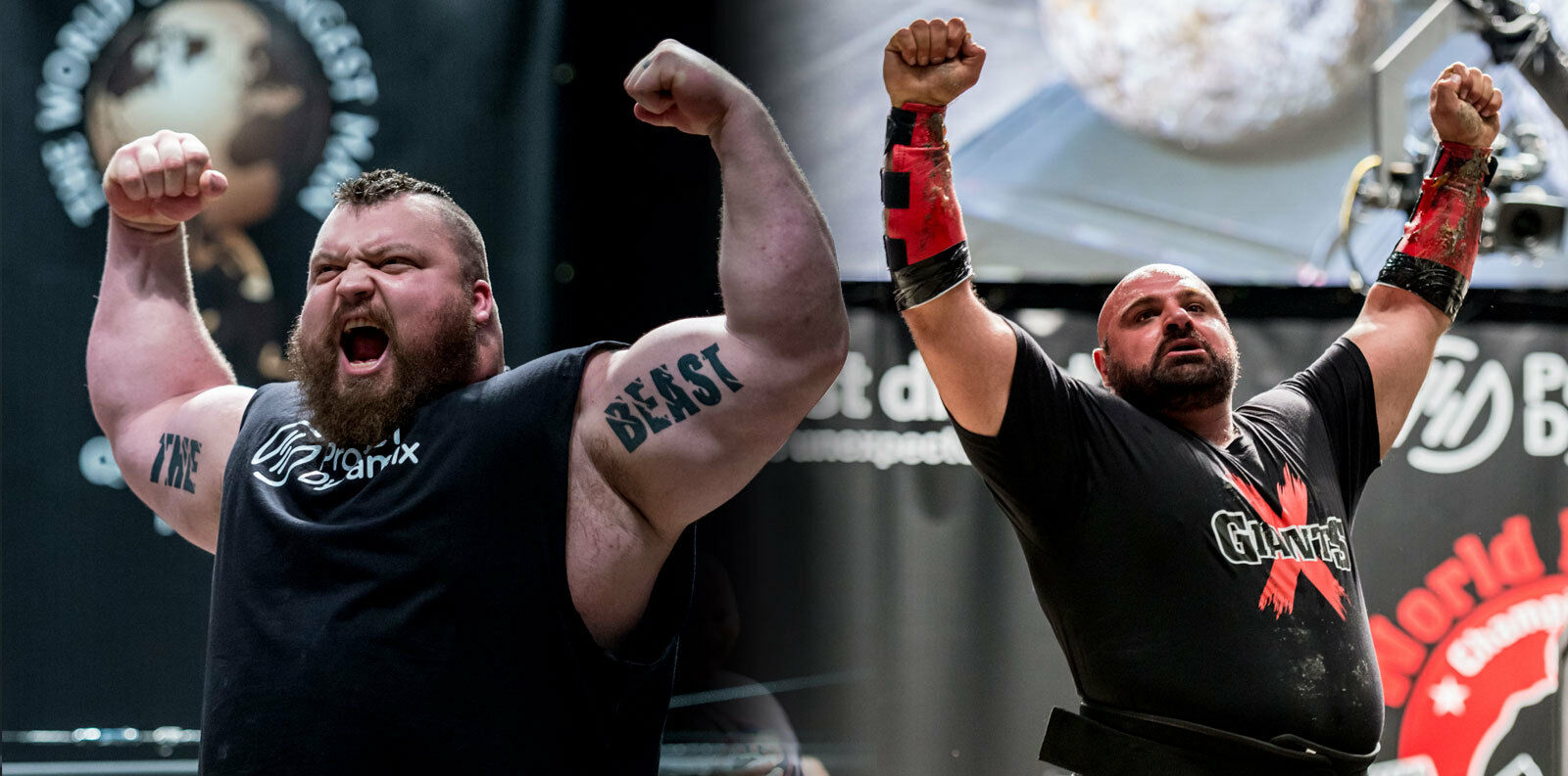 Europe's Strongest Man 2020